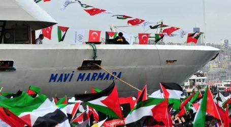 Puluhan Aktivis Peringati 8 Tahun Mavi Marmara