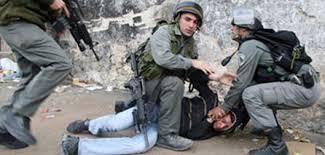 ISRAEL TANGKAP 11 WARGA PALESTINA