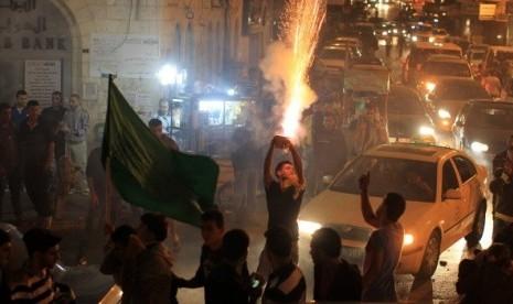 Hamas Menangkan Perang