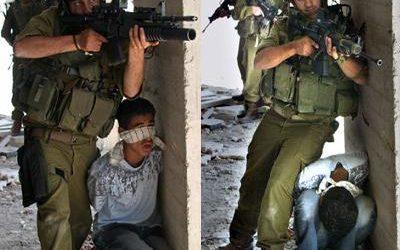 PBB: ISRAEL SIKSA DAN JADIKAN ANAK-ANAK PALESTINA PENYAPU RANJAU