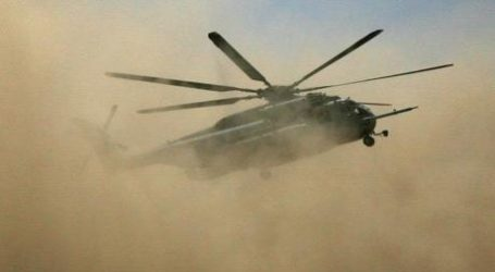 HELIKOPTER NATO JATUH DI AFGHANISTAN SELATAN
