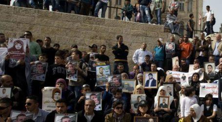 Israel Larang Pemberian Bantuan kepada Keluarga Tahanan Palestina