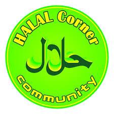 Logo halal Corner