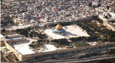 Duta Al-Quds: Berjamaah Tolak Aneksasi Israel Terhadap Palestina