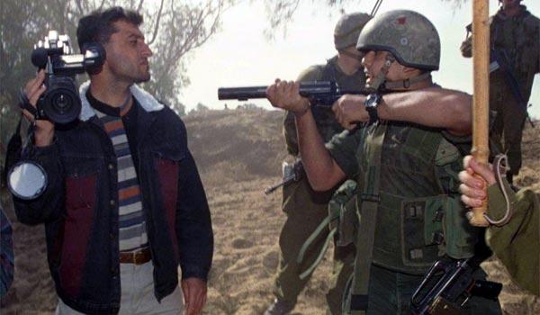 Israel serang wartawan