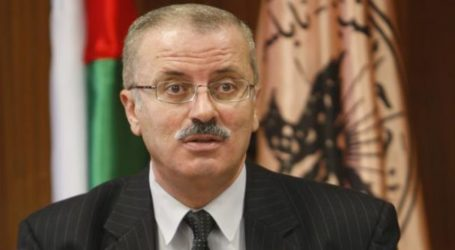 PM PALESTINA: KAMI DIANCAM TERKAIT GAJI PNS GAZA