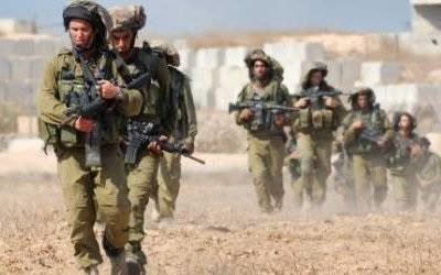 ISRAEL TINGKATKAN SERANGAN TERHADAP WARGA PALESTINA