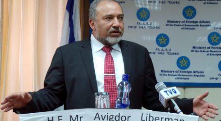 LIEBERMAN: ISRAEL HARUS PERTIMBANGKAN KEMBALI PENDUDUKAN GAZA