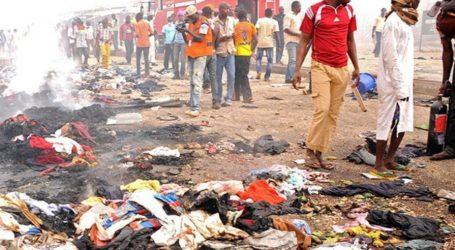 """BOM KACAUKAN """"NOBAR"""" PIALA DUNIA DI NIGERIA"""