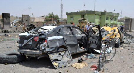 MILITAN ISIL REBUT KOTA NINEVEH IRAK