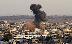 KEHILANGAN TIGA TENTARANYA ISRAEL SERANG GAZA
