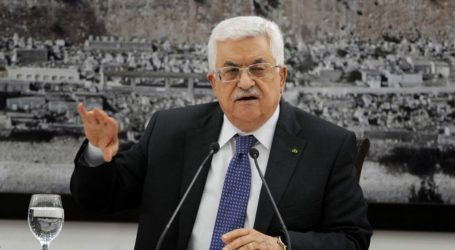 Abbas: 2017 Tahun Pengakuan Internasional Terhadap Negara Palestina.