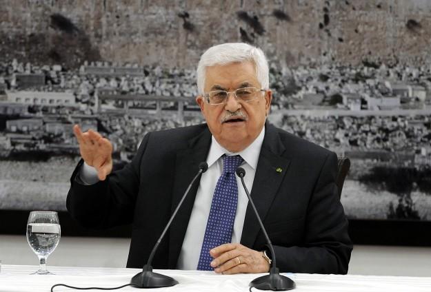 Mahmoud Abbas1