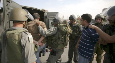 HARI PERTAMA RAMADHAN ISRAEL TANGKAP 23 WARGA PALESTINA