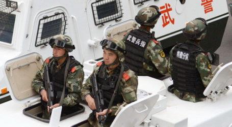 13 TEWAS DALAM SERANGAN DI KANTOR POLISI XINJIANG