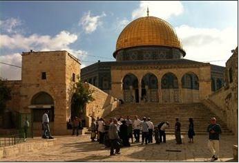 YERUSALEM JADI IBUKOTA PARIWISATA ISLAM 2016