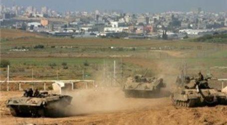 PEJUANG PALESTINA SERANG MILITER ISRAEL