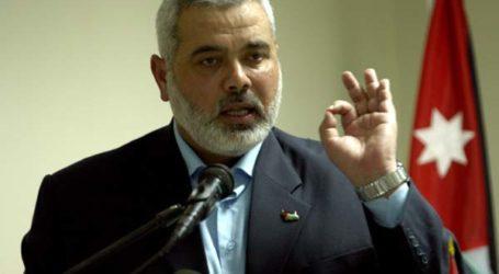 Pemimpin Hamas Minta Arab Saudi Bebaskan Tahanan Palestina