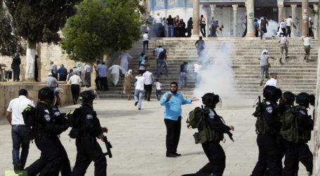 YORDANIA PROTES PEMBATASAN ISRAEL TERHADAP MASJID AL-AQSHA
