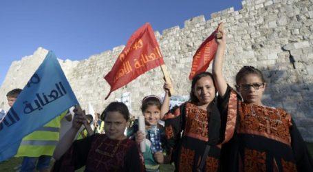 Komite Kepulangan Tuding Israel Bunuh Dua Bocah Palestina