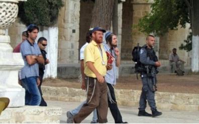 PEMUKIM ISRAEL KEMBALI SERANG MASJID AL-AQSHA