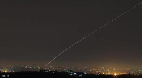 ISRAEL LAKUKAN SERANGKAIAN SERANGAN KE GAZA DINI HARI