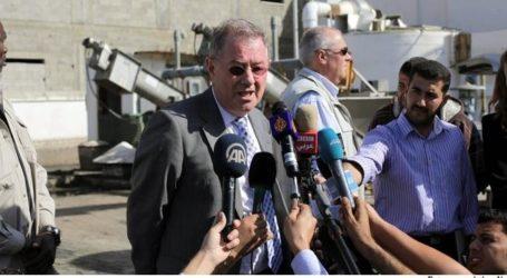 UTUSAN PBB KUNJUNGI GAZA