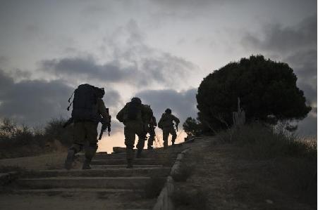 QASSAM TEROBOS NAHAL OZ, EMPAT TENTARA ISRAEL TEWAS