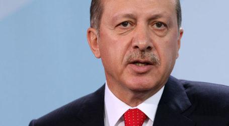 ERDOGAN: NORMALISASI HUBUNGAN TURKI-ISRAEL SULIT