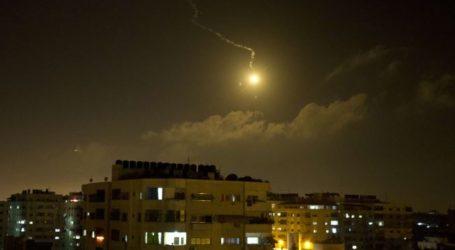 RELAWAN MER-C: BOM ISRAEL BANGUNKAN SAHUR KAMI