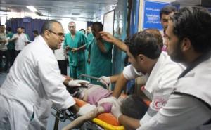 KEMENKES GAZA: KAMI PERLU DOKTER DAN OBAT