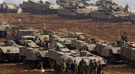 OPERASI DARAT ISRAEL KE GAZA KEMUNGKINAN BEBERAPA JAM LAGI