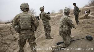 EMPAT TENTARA NATO TEWAS DI AFGHANISTAN
