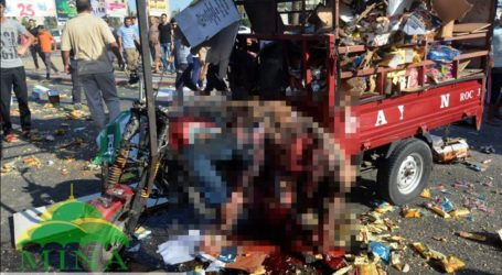 PAKAR MILITER: ISRAEL GUNAKAN TIGA SENJATA TERLARANG DI GAZA
