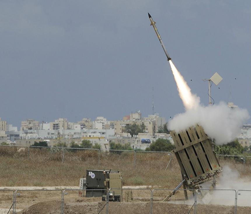 Israel Siapkan Pertahanan Anti-Rudal di  Tel Aviv
