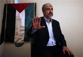 KHALID MISY'AL: TIDAK ADA GENCATAN SENJATA TANPA PENGHAPUSAN BLOKADE GAZA