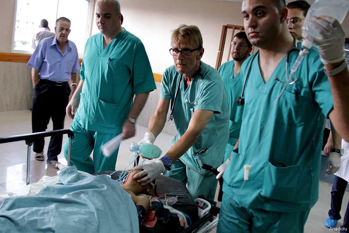 SURAT DARI SEORANG DOKTER NORWEGIA DI GAZA TERKHUSUS UNTUK OBAMA