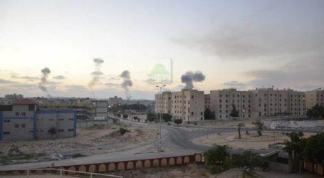 MALAYSIA KUTUK SERANGAN ZIONIS ISRAEL KE GAZA