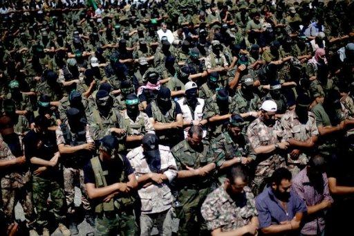 HAMAS BARU GUNAKAN 10 % KEKUATAN LAWAN ZIONIS ISRAEL