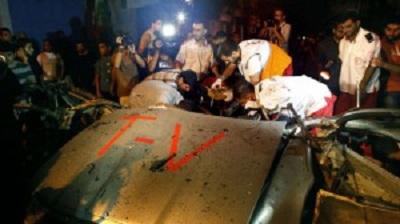 UPDATE :KORBAN GAZA 632 SYAHID 4030 LUKA-LUKA