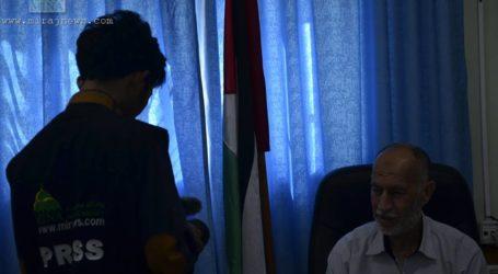 DR SA'ID SHALAH : RS INDONESIA DI GAZA MENDESAK SEGERA BEROPERASI