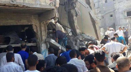 ISRAEL SIAPKAN SERANGAN DARAT KE GAZA