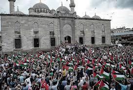 RAKYAT TURKI AJAK PUTUSKAN HUBUNGAN DENGAN ISRAEL