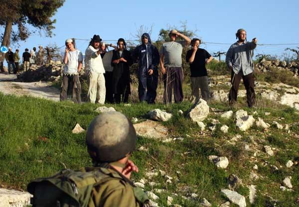 ISRAEL TAHAN TUJUH WARGA PALESTINA DI NABLUS