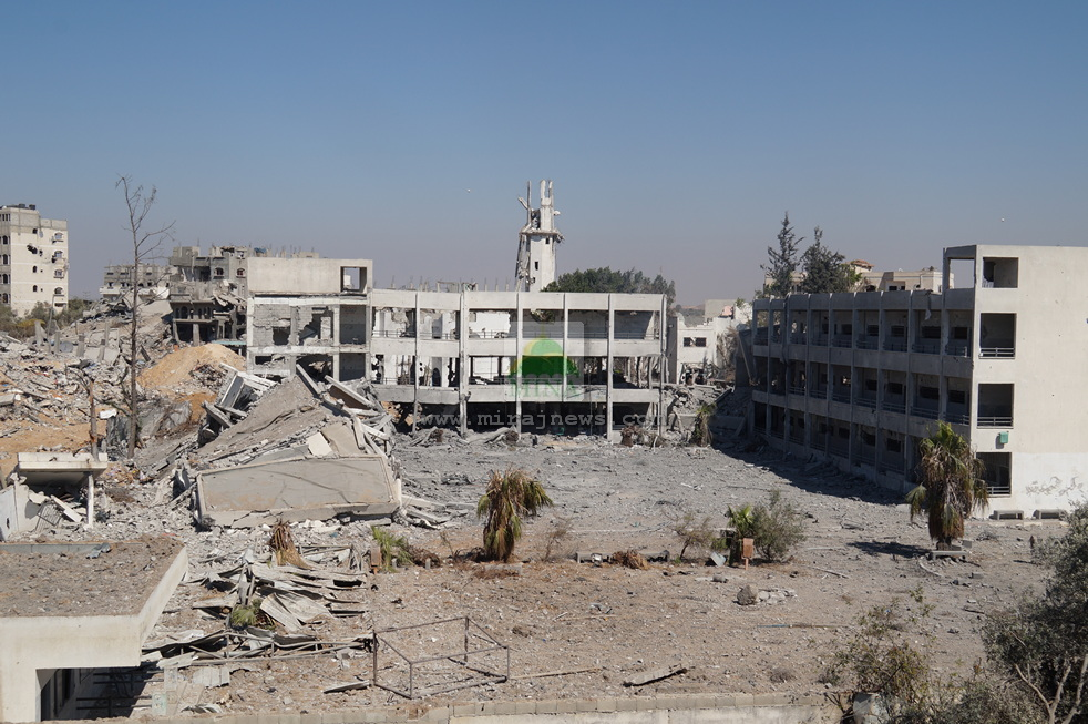 Gaza dan Drone: Serangan 51 Hari Yang Mengerikan