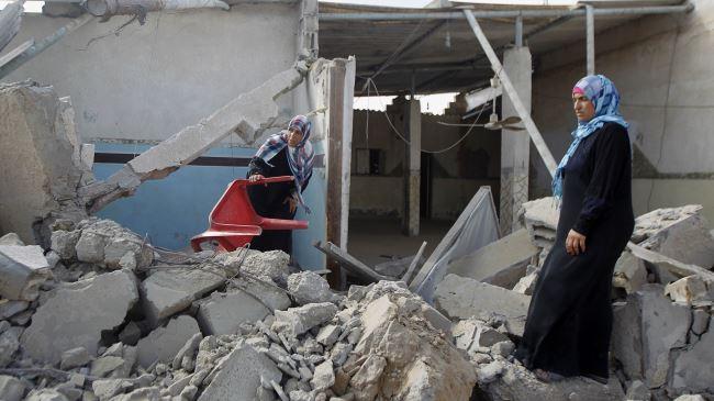 "KOMISI HAM PBB : SERANGAN ZIONIS DI GAZA ""KEJAHATAN PERANG"""