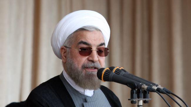 PRESIDEN IRAN KECAM ISRAEL REZIM PEMBUNUH