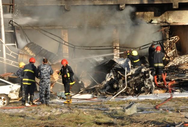 Bom Bunuh Diri Tewaskan Sebelas Warga Irak di Mosul
