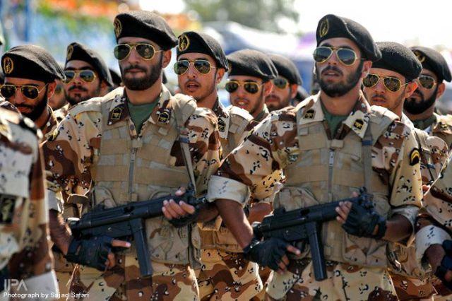 IRAN KIRIM TENTARA BERPERANG DI IRAK
