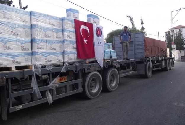 TURKI BANTU 20 JUTA DOLAR UNTUK GAZA